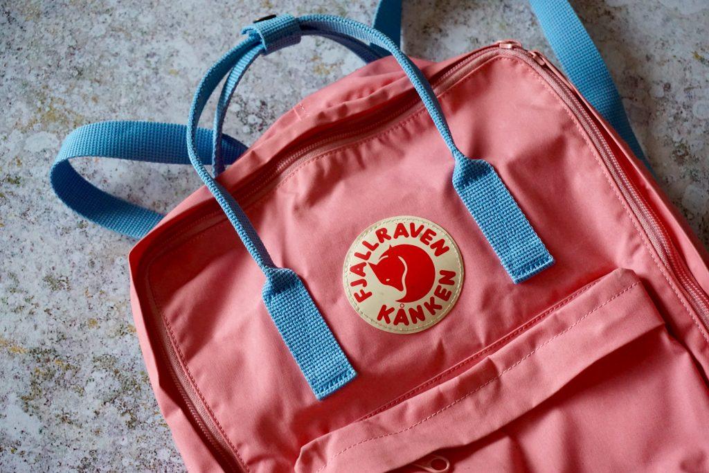 My Backpack Essentials - Fjallraven Backpack