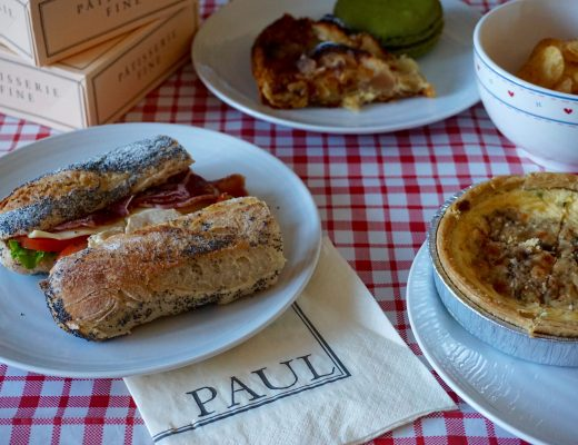Paul Bakery Picnic to go
