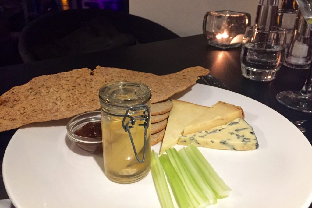 Pier Eight - Cheese Board