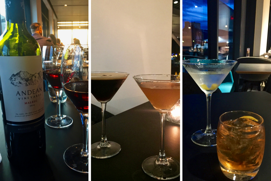Pier Eight - Drinks