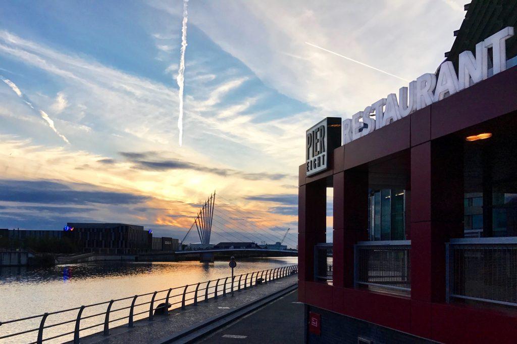 Pier Eight Menu Review Summer 2017