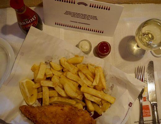 Sarson's Delicious Chip Dinner