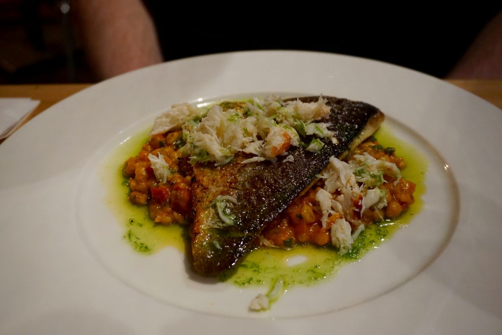 Shell Bay Restaurant - Sea Bream