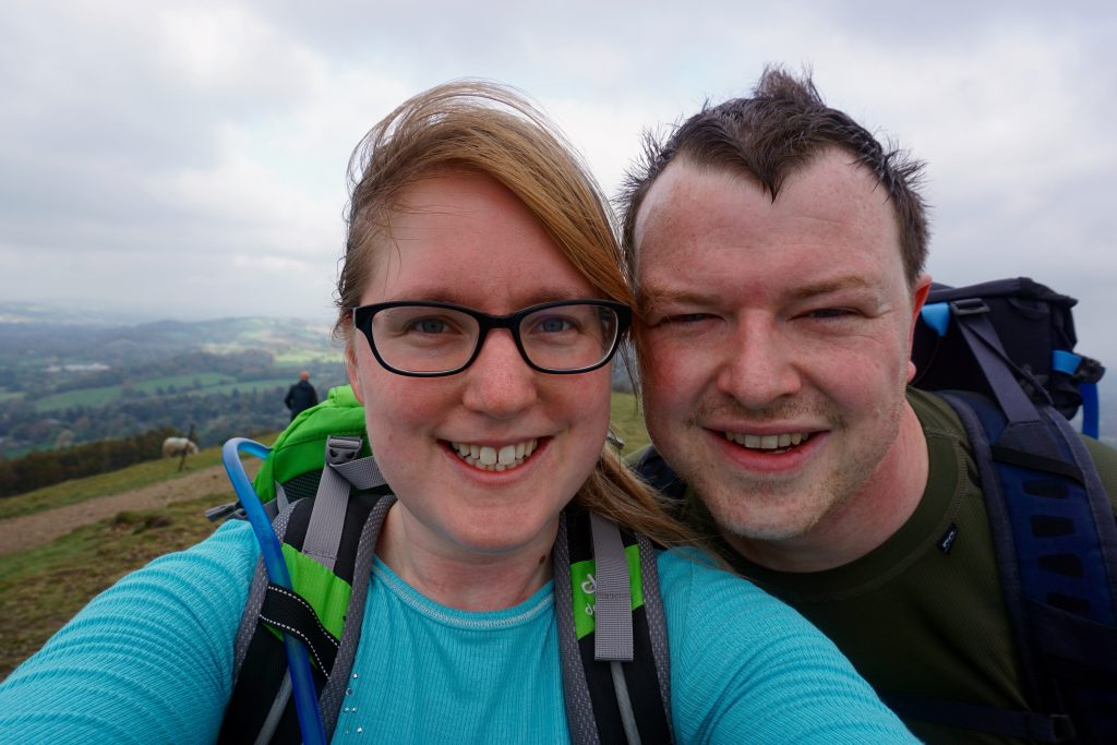 5 Happy Things - Hiking in the Malverns