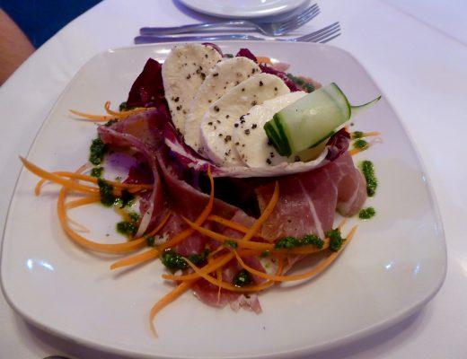 Al Bacio - Salad
