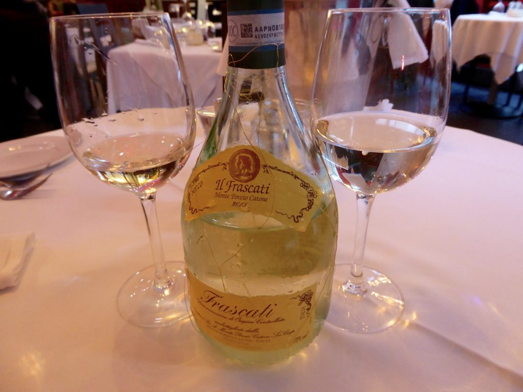 Al Bacio Wine