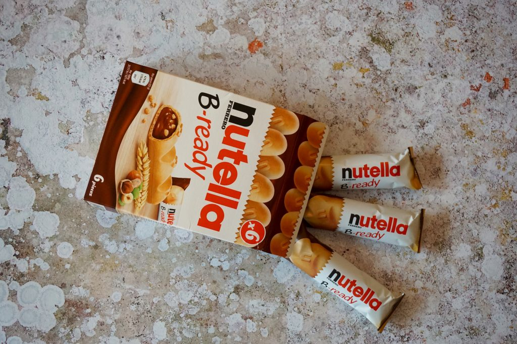 Foodie Finds - Nutella B Ready