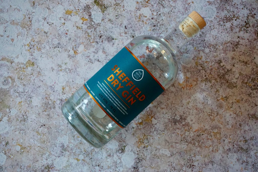 Foodie Finds - Sheffield Dry Gin
