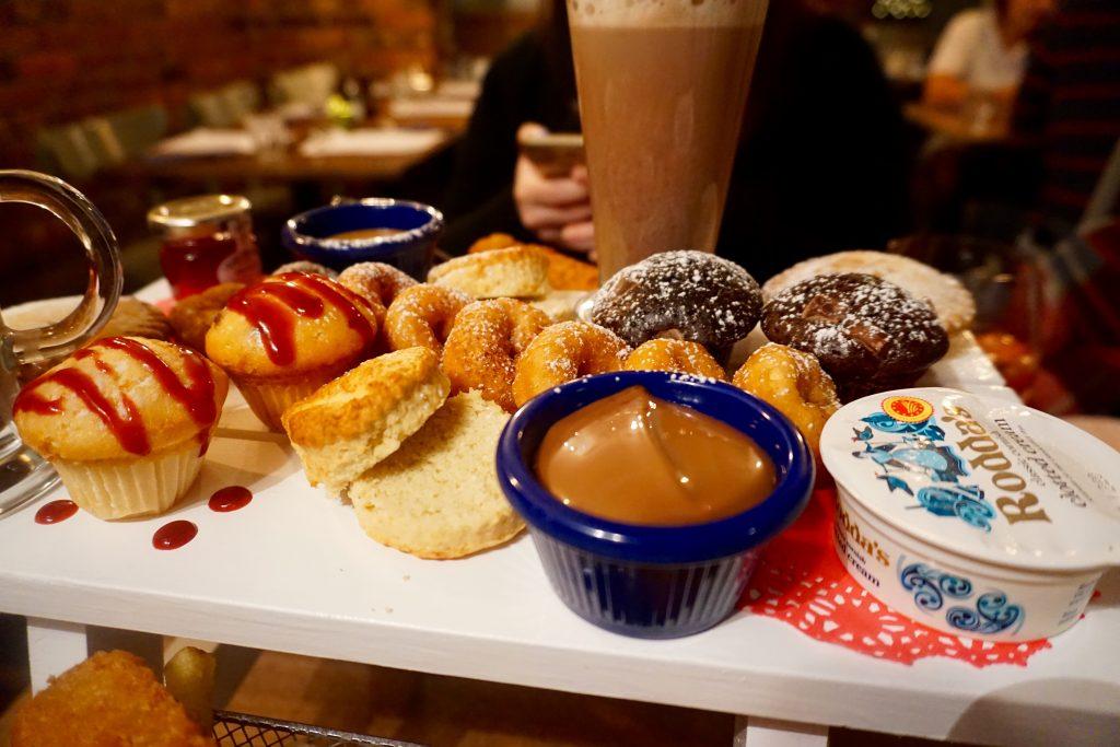 Friar Street Kitchen - Dessert