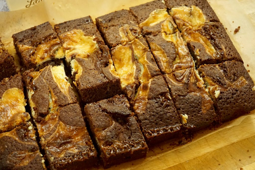 Ultimate Banoffee Cheesecake Brownies Recipe