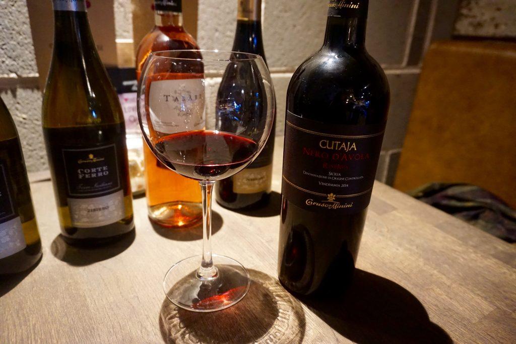 Veeno Selezione Wine Tasting Cutaja