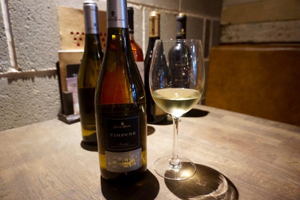 Veeno Selezione Wine Tasting Grillo