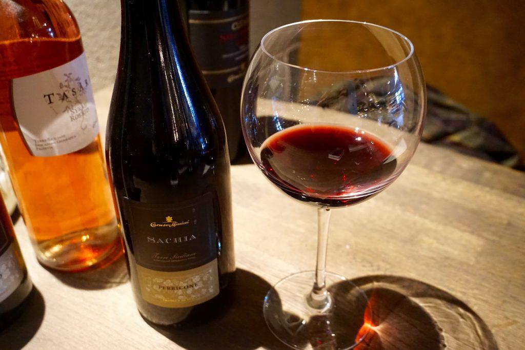 Veeno Selezione Wine Tasting Perricone