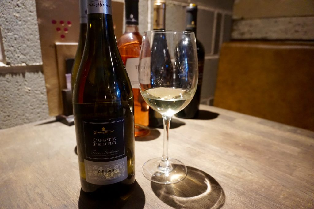 Veeno Selezione Wine Tasting Zibibbo