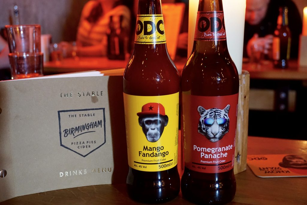 5 Happy Things - ODC Cider Bottles