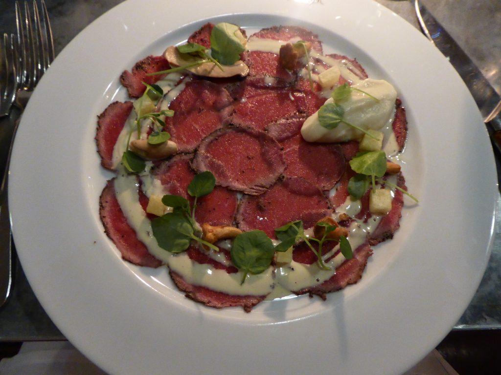 Chez Mal Malmaison Manchester Meat Platter