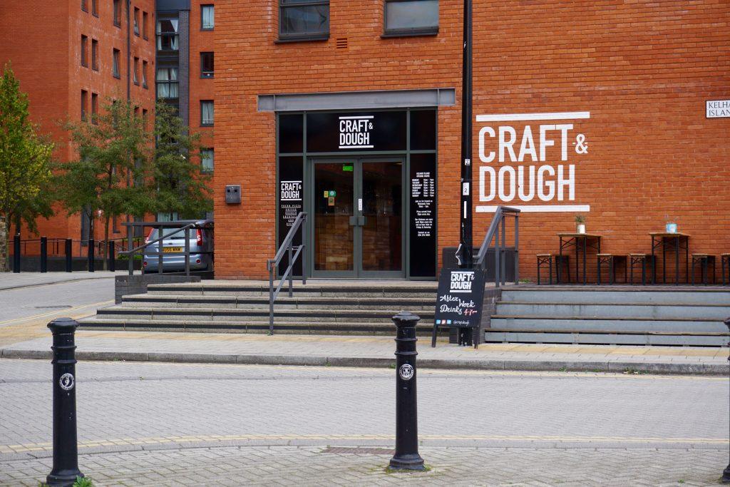 Craft and Dough Kelham Island Sheffield