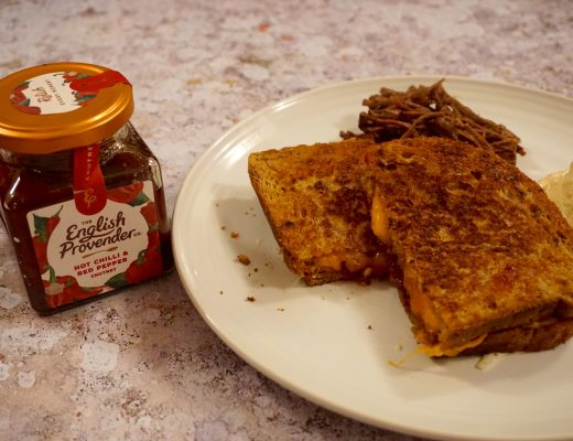 English Provender Co Grilled Cheese Recipe