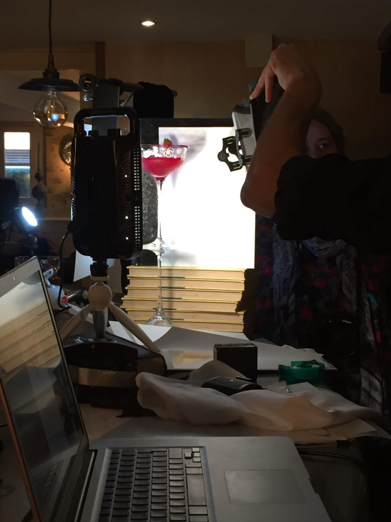 Setting Up Lightboxes for Food Photography