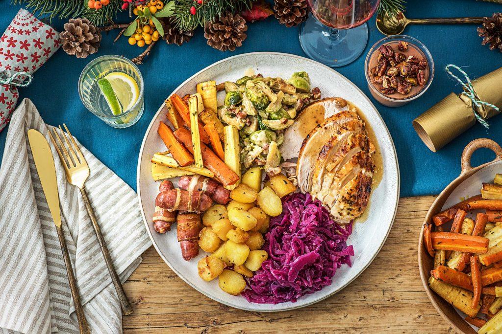 Christmas-Dinner-Prep-With-Hello-Fresh