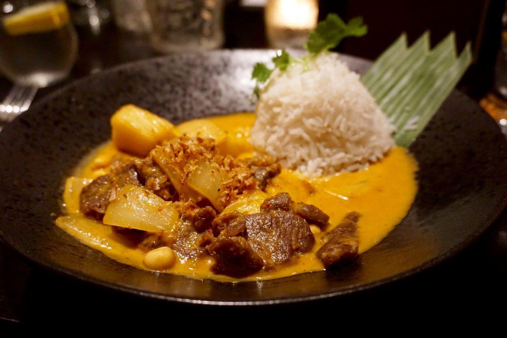 Lamb Massaman Curry - Aluna