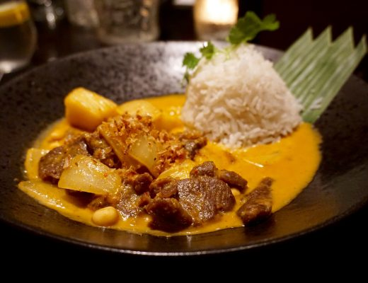Lamb Massaman Curry - Aluna
