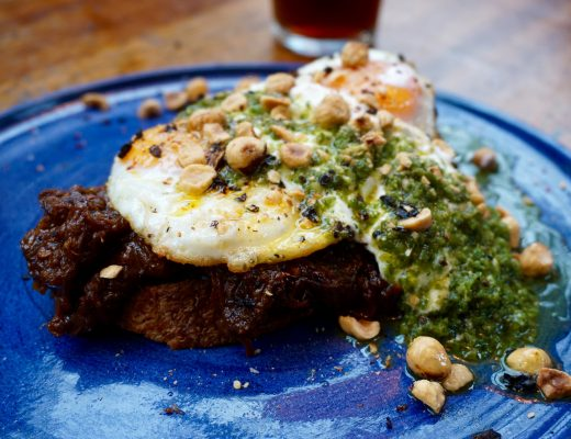 Tender Cow Beef Shortrib Open Sandwich - Foodie Guide to Manchester