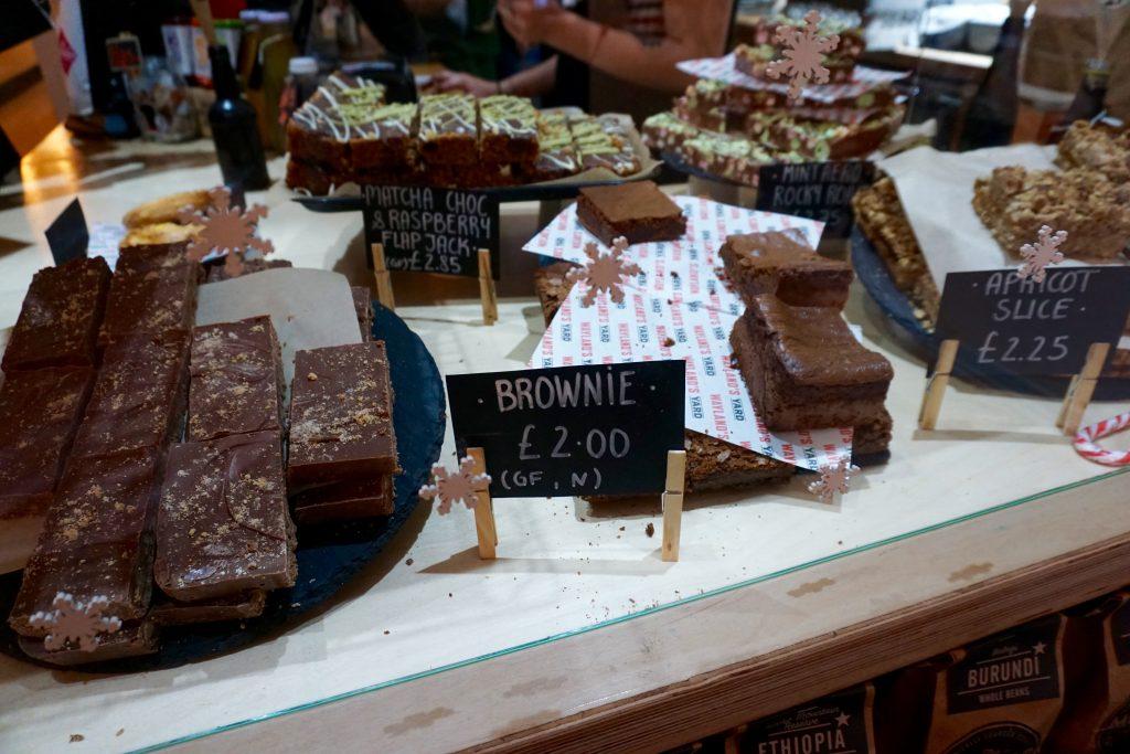 Cake Counter - Brunch at Wayland's Yard