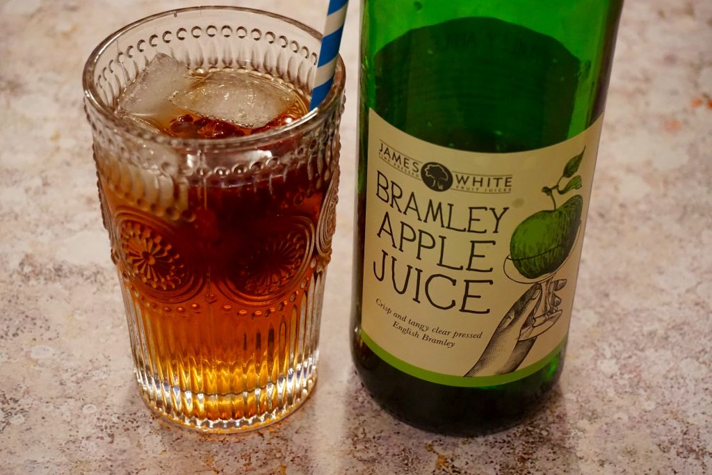 Dry January Drink Ideas - James White Fruite Juices