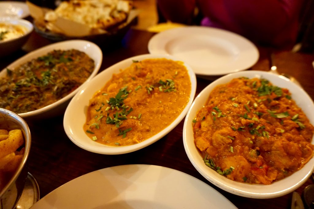Hen and Chickens Curries Up Close