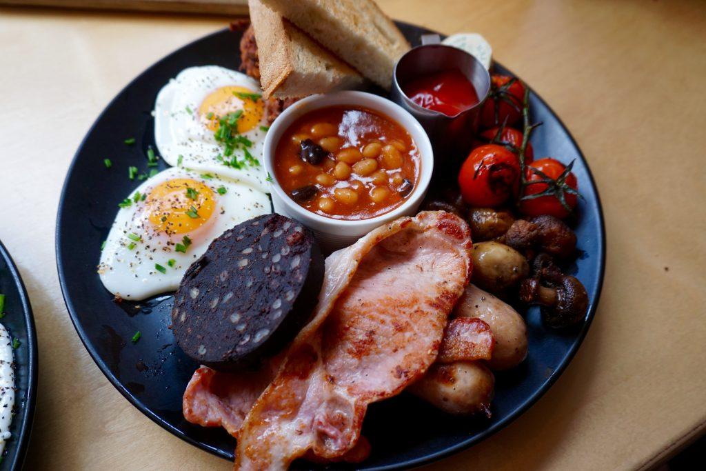 The Warrior Breakfast - Brunch at Wayland's Yard