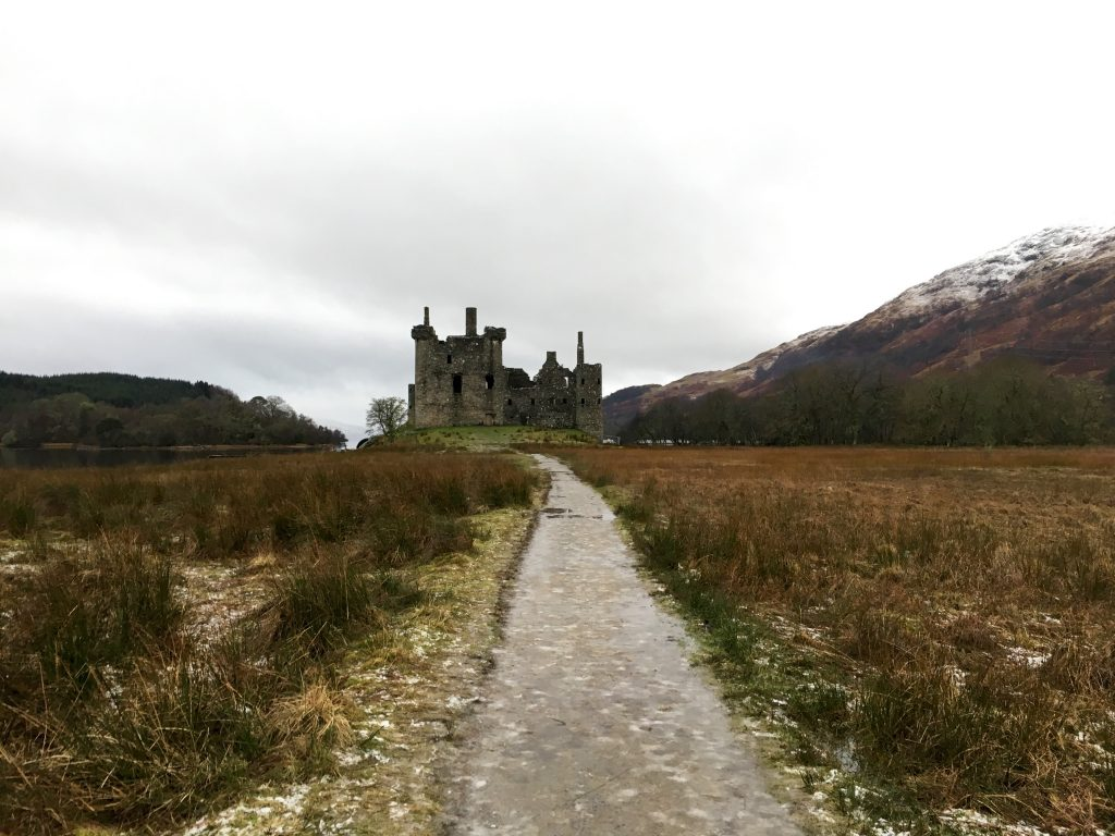 Vire to Kilchurn Castle - Rainy Holiday in Scotland