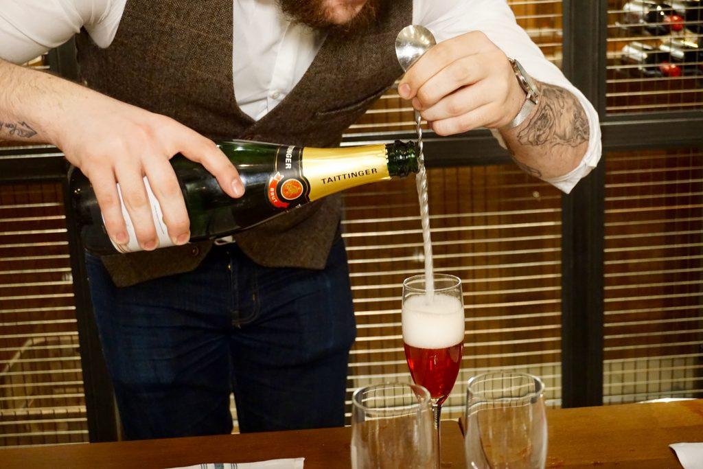 Tom's-Kitchen-Cocktail-Masterclass-Poinsettia