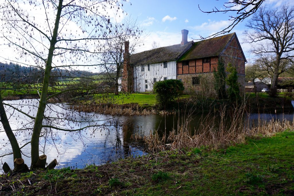 Five Ways to Get Outdoors - Brockhampton Manor House