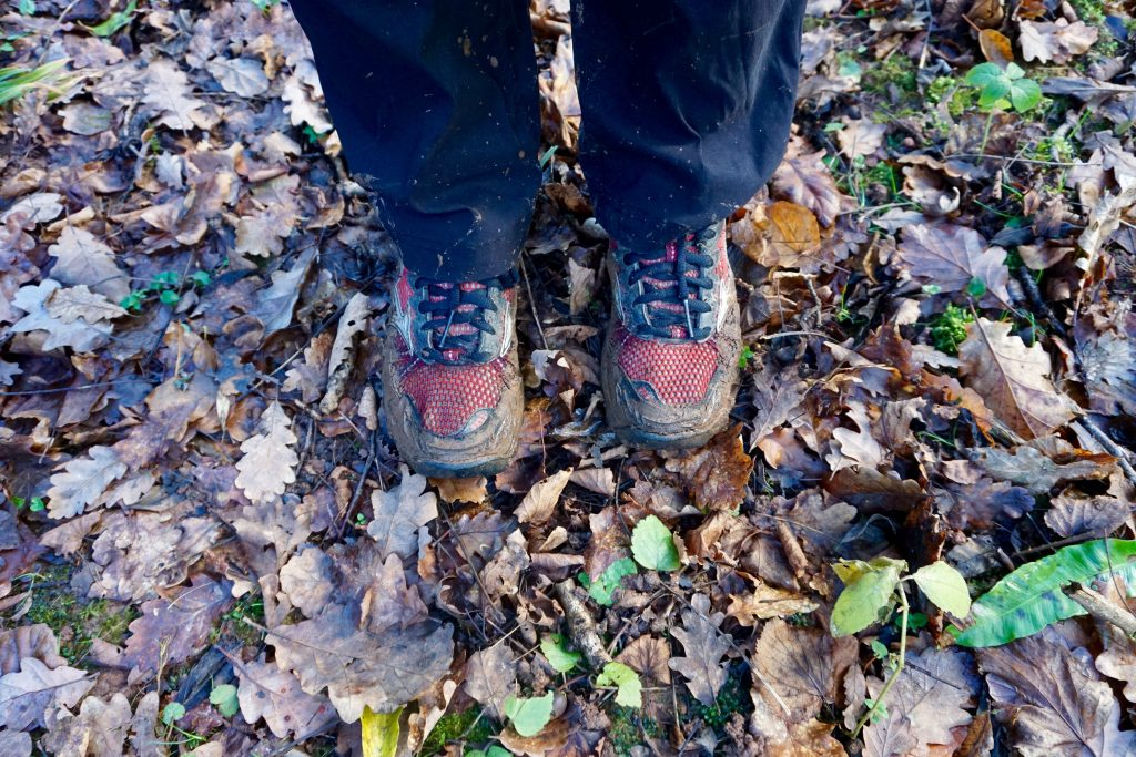 Five Ways to Get Outdoors - Muddy Fell Shoes