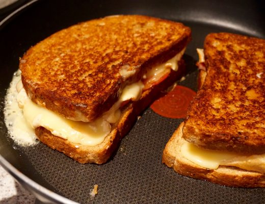 Russet-Squire-Cheese-Grilled-Cheese-In-Pan