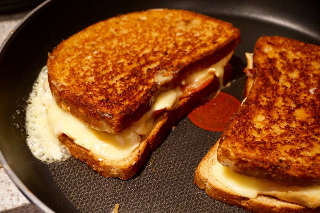 Russet-Squire-Cheese-Grilled-Cheese-In-Pan-1