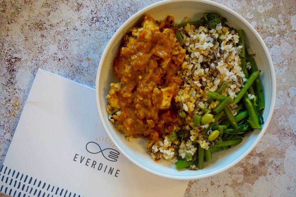 Everdine-Review-Coconut-Katsu-Chicken