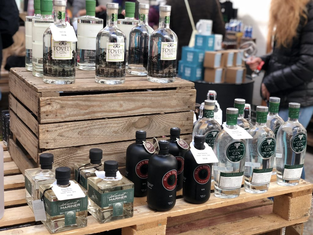 Manchester-Gin-Festival-Gin-Display