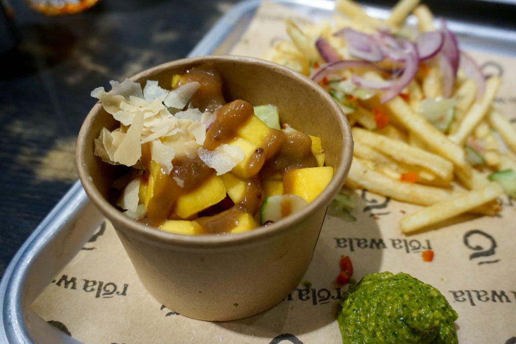 Rola-Wala-Selfridges-Birmingham-Avo-Chaat-Salad