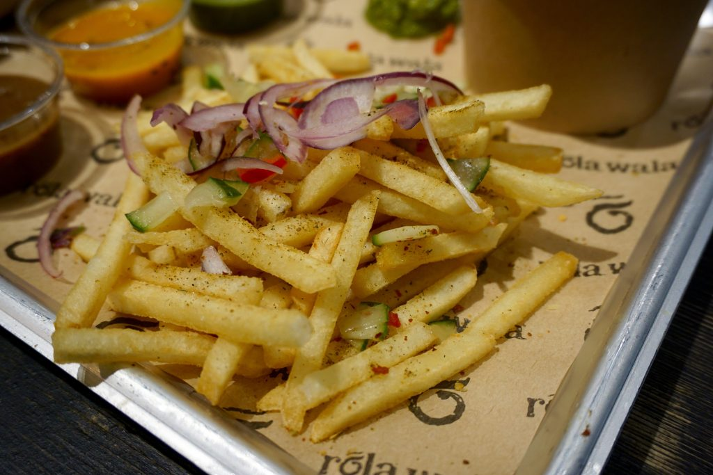 Rola-Wala-Selfridges-Birmingham-Fries