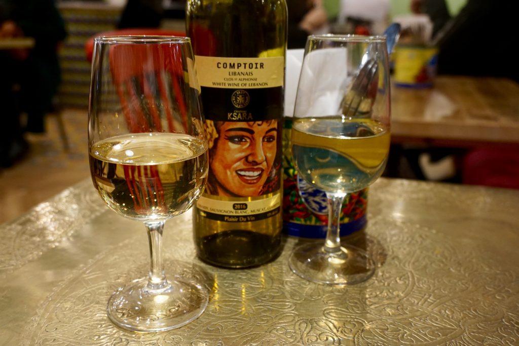 Comptoir-Libanais-House-White-Lebanese-Wine