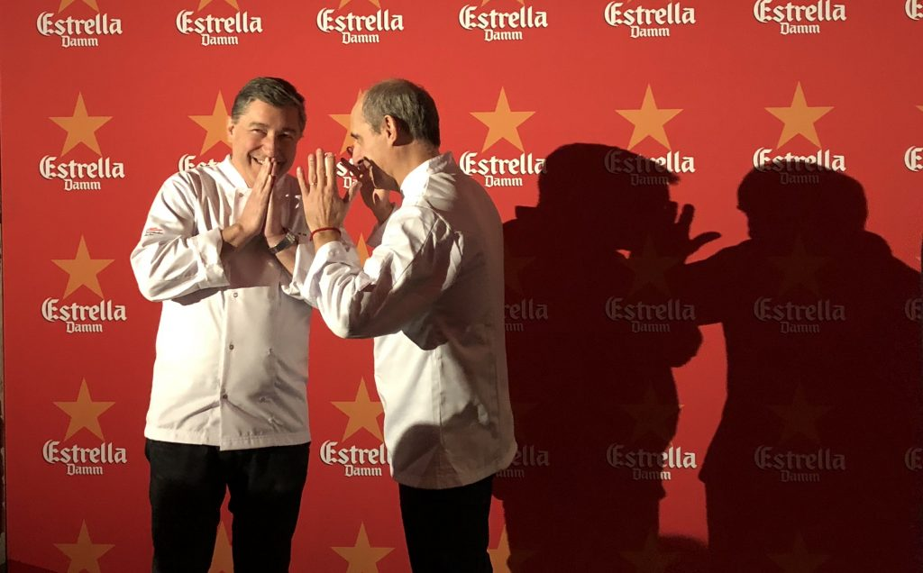 Estrella-Damm-Gastronomy-Congress-John-Roca-Chef
