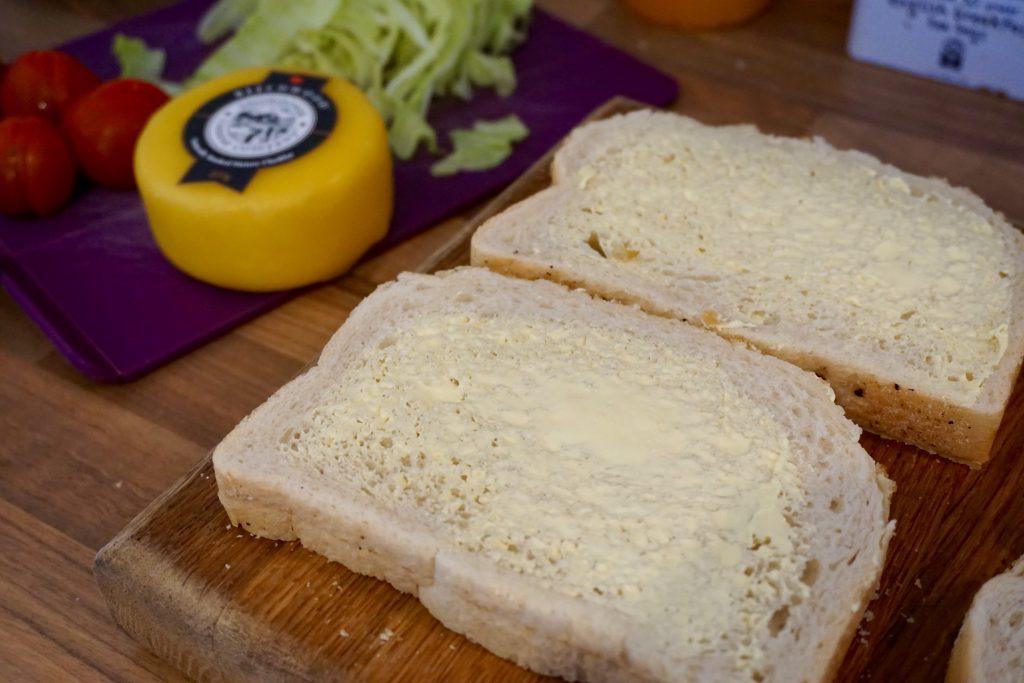 Building-the-Sandwich-The-Snowdonia-Bacon-Lettuce-Tomato-Bread