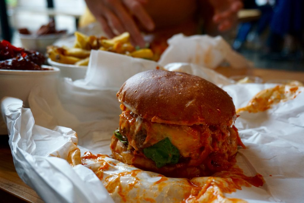 Burger-Shop-Kimchi-Burger