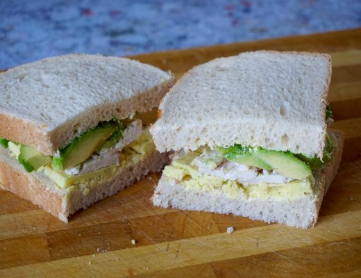 Chicken-Avocado-Snowdonia-Cheese-with-garlic-and-Herbs-sandwich
