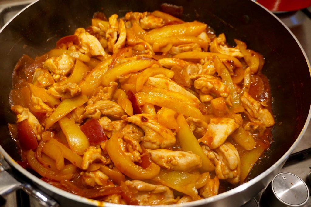 Chicken-Fajita-Recipe