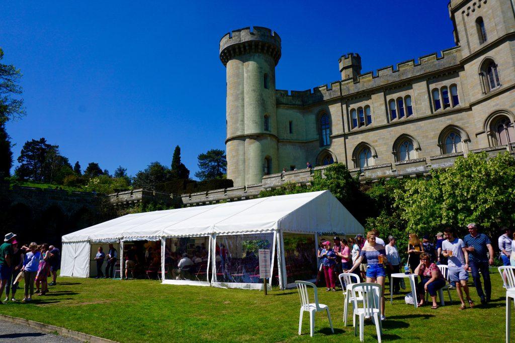 Eastnor-Castle-Chilli-Festival-Cookery-Demo-Tent