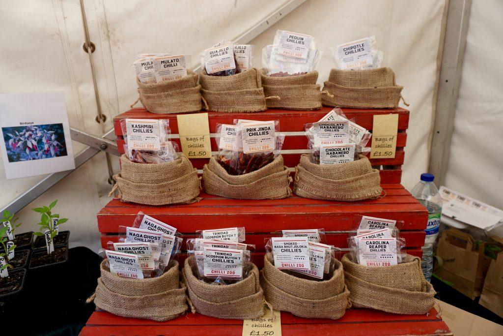 Eastnor-Castle-Chilli-Festival-Dried-Chillies