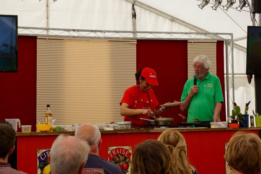 Eastnor-Castle-Chilli-Festival-Rayeesa-Indian-Cooking-Demo